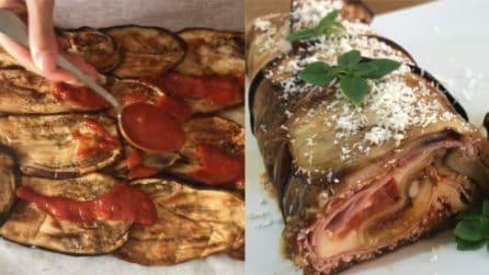 Rotolo alla parmigiana: una ricetta semplice ma davvero saporita