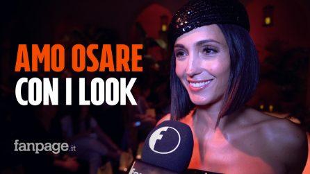 """Milano Fashion Week, Caterina Balivo: """"Mi piace osare con look che non ti aspetti"""""""