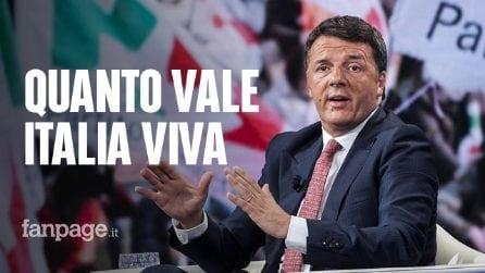 Sondaggi politici, la Lega di Salvini resta primo partito: ecco quanto vale Italia Viva di Renzi
