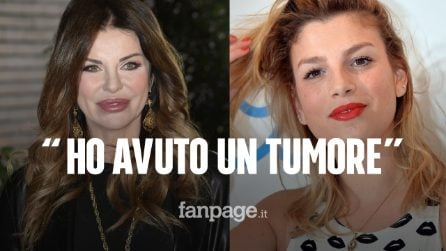 """Emma Marrone, il messaggio di Alba Parietti: """"Ho avuto un tumore. Forza Emma, forza donne"""""""