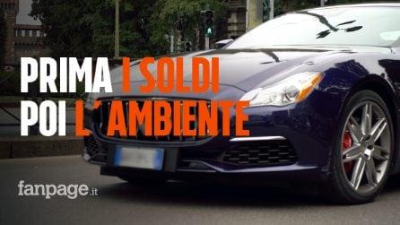 """Milano non partecipa al World Car Free Day: """"Non si possono fermare le auto durante la Fashion Week"""""""