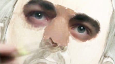 """Crea opere d'arte che """"prendono vita"""": il talento che ingannerà i vostri occhi"""