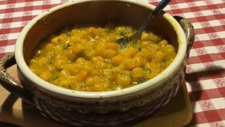 Tubetti con la zucca: il primo piatto cremoso e dal sapore autunnale