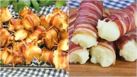3 ricette sfiziose con il bacon che vi lasceranno a bocca aperta!