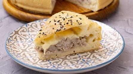 Torta burger: il rustico perfetto per una cena sfiziosa tra amici!
