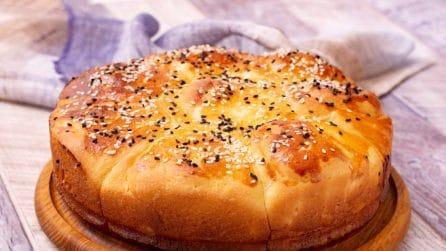 Torta soffice al mais: la ricetta golosa che vi sorprenderà!