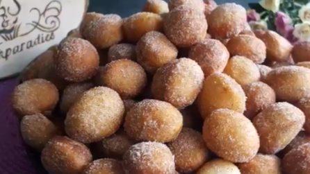 Bocconcini dolci e soffici: accompagnati con cioccolato o crema saranno divini