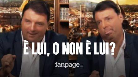 """Matteo Renzi a Striscia la Notizia, era un """"deepfake"""": ecco cos'è la nuova frontiera delle fake news"""