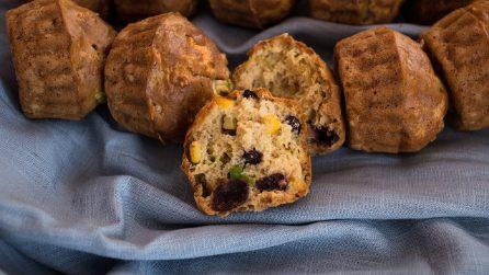 Muffin alle verdure: un'idea geniale per far mangiare la verdura ai più piccoli!