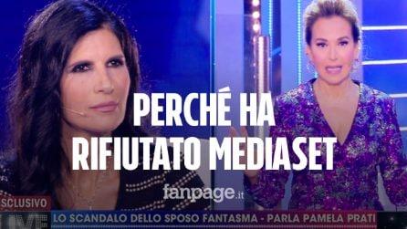 Pamela Prati ha rifiutato un'offerta da capogiro da Mediaset: ecco perché ha scelto Giletti