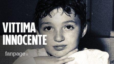 """La morte di Claudio Domino, ucciso come un boss a 11 anni: """"Aspettiamo la verità da 33 anni"""""""