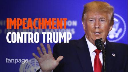 Impeachment contro Donald Trump: che cos'è e cosa rischia il presidente Usa