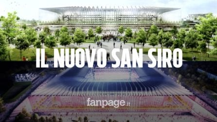 Nuovo stadio di Milan ed Inter, il progetto della Cattedrale: aree verdi, negozi e ristoranti