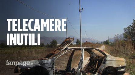 """Terra dei fuochi, il flop della videosorveglianza: """"Sotto le telecamere tonnellate di rifiuti"""""""