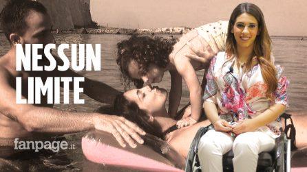 """La storia di Antonella, mamma, moglie, campionessa e Miss: """"La sedia a rotelle non è un limite"""""""