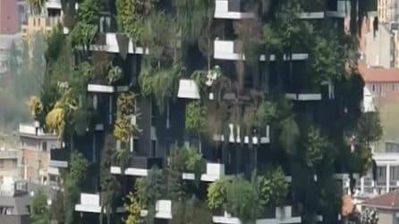Milano,il Bosco Verticale tra i 50 grattacieli più iconici del mondo