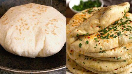 Palloncini di pane speziati: l'alternativa soffice e saporita al solito pane!