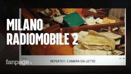 Milano, porta divelta e casa a soqquadro: l'intervento in diretta dei carabinieri dopo un furto