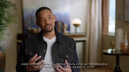 """Gemini Man, Will Smith: """"Ecco come mi hanno ricreato 25 anni più giovane per interpretare Junior"""""""