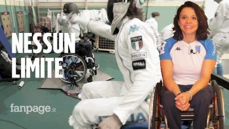 La storia di Rossana, prof e bronzo ai mondiali di Scherma paralimpica