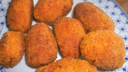 Polpette di zucca ripiene: la gustosa e veloce ricetta alternativa