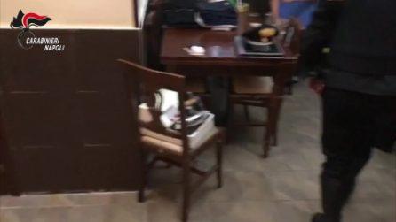 Spacciano droga davanti ai figli minori, 4 arresti nel Rione De Gasperi di Ponticelli