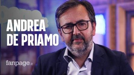 """Roma, Andrea De Priamo (Fratelli d'Italia): """"Pd e M5S coppia di fatto anche a Roma"""""""
