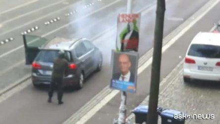 Germania in lutto dopo l'attacco antisemita a sinagoga di Halle