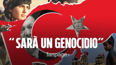 """Siria, il racconto di Cecilia, studentessa italiana volontaria a Qamishlo: """"Sarà un genocidio"""""""