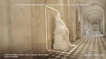 Versailles per tutti virtualmente su Google Arts & Culture