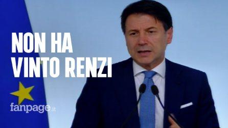 """Manovra, stop ad aumento Iva. Conte: """"Non è merito di Renzi, ma scelta dell'intero governo"""""""