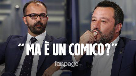 """Crocifisso a scuola, Fioramonti pensa di toglierlo e Salvini lo attacca: """"Ma è un comico?"""""""