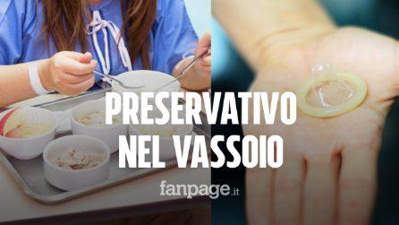 """Preservativo nel vassoio di un paziente all'ospedale di Lucca, l'Asl: """"Atto di sabotaggio"""""""