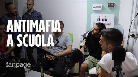 """Cinecittà, a scuola di antimafia con il rapper Murubutu: """"Si può sempre imparare qualcosa di nuovo"""""""