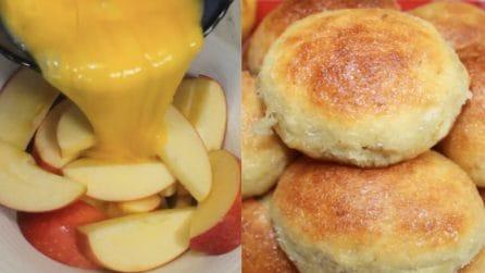 Panini alle mele: semplici da preparare e deliziosi