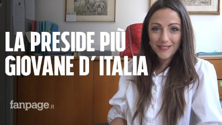 """Maria Luisa, la preside più giovane d'Italia: """"Ho sempre creduto in me, spero di essere un esempio"""""""