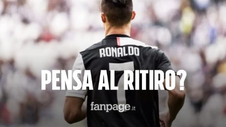 """Cristiano Ronaldo pronto al ritiro? diventerà imprenditore e manager: """"Sarò il numero uno anche lì"""""""