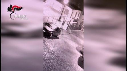 Vico Equense, bombe sotto casa di un imprenditore: arrestato un 34enne