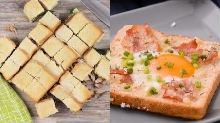 3 ricette per preparare dei toast pieni di sapore!
