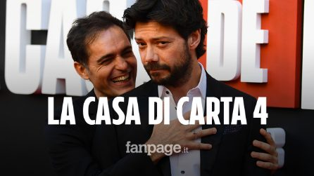 La Casa di Carta, Palermo svela la data d'uscita della quarta stagione: quando sarà su Netflix