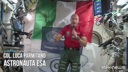 Luca Parmitano, da pilota a comandante della ISS: ecco il reparto che lo ha lanciato tra le stelle