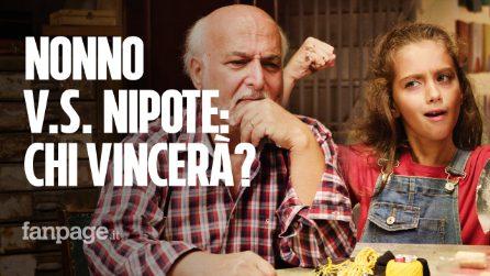 Nonno vs Nipote: Chi vincerà?