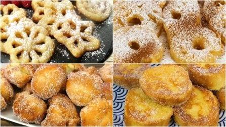 4 ricette per delle frittelle soffici e golose!