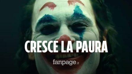 Joker, allerta al cinema: si temono sparatorie. Vietate maschere e armi giocattolo