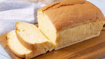 Plumcake giapponese: un dolce più soffice e morbido non lo avete mai assaggiato!
