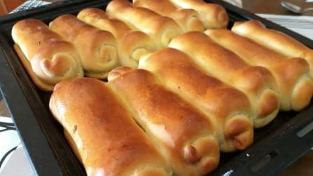Panini soffici e farciti: la ricetta per farli sia salati che dolci
