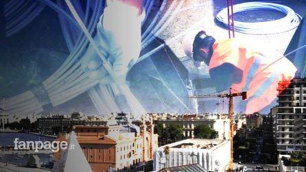 Bari diventa smart con Open Fiber. 40 milioni di investimenti in fibra ottica dal centro alle periferie