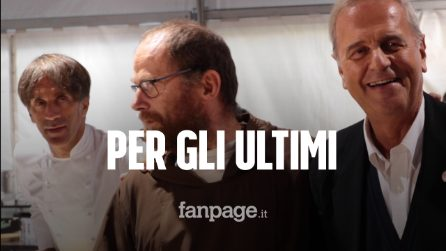 """Milano, 60 anni dell'Opera di San Francesco: """"Tanti italiani in fila per la mensa"""""""