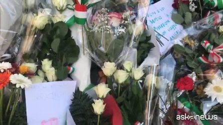 L'affetto e il dolore dell'Italia per poliziotti uccisi a Trieste