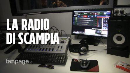"""Radiosca a Scampia riparte dall'associazione """"Ciro Vive"""": """"Ci apriamo al territorio"""""""